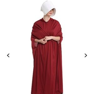 Hot topic Handmaids tale costume cosplay